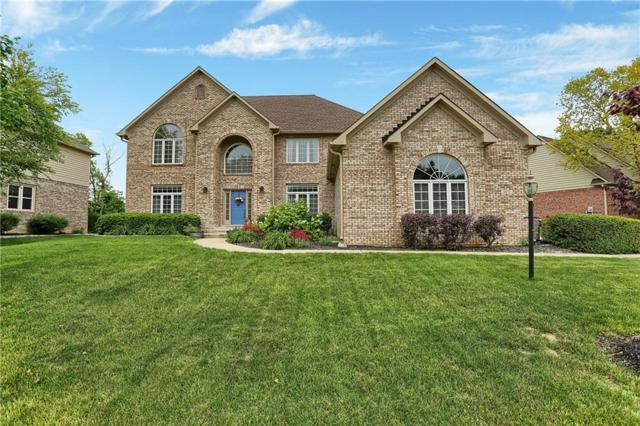 4873 Austin Trace, Zionsville, IN 46077 (MLS #21647138) :: AR/haus Group Realty