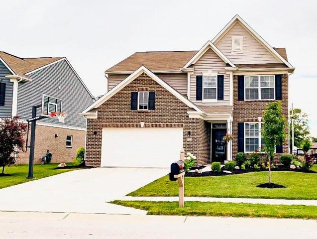 10518 Pintail Lane, Indianapolis, IN 46239 (MLS #21647141) :: Mike Price Realty Team - RE/MAX Centerstone