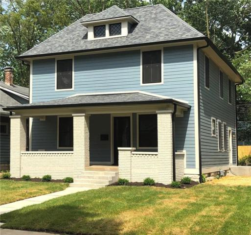 4059 N Park Avenue, Indianapolis, IN 46205 (MLS #21647143) :: AR/haus Group Realty