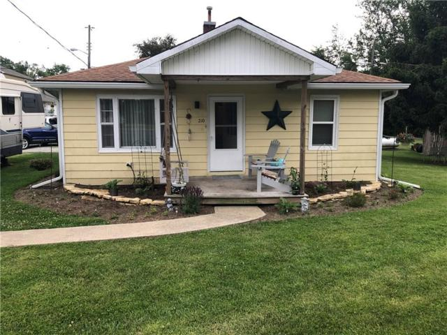 210 E State Rd 46, Hartsville, IN 47244 (MLS #21647146) :: Mike Price Realty Team - RE/MAX Centerstone