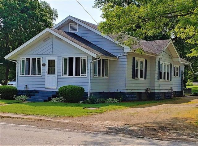 14417 W Main Street, Daleville, IN 47334 (MLS #21647166) :: The ORR Home Selling Team