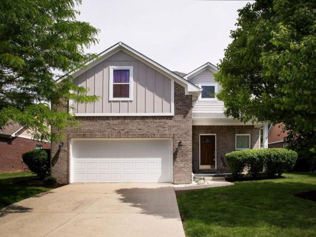 4688 Rainmaker Row, Greenwood, IN 46143 (MLS #21647172) :: The Evelo Team