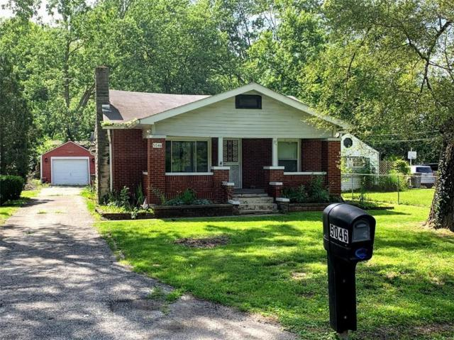 5046 Hardegan Street, Indianapolis, IN 46227 (MLS #21647195) :: Mike Price Realty Team - RE/MAX Centerstone