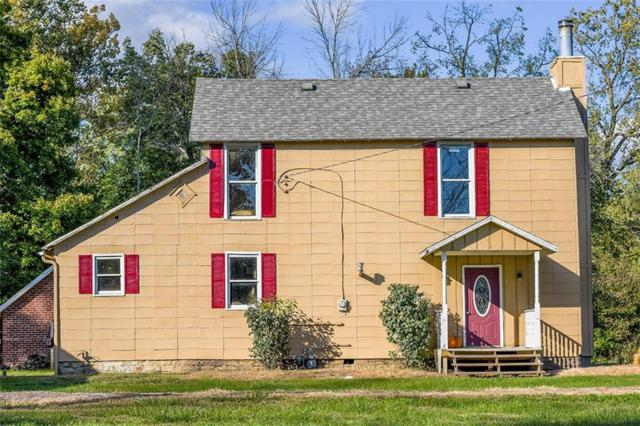 11691 N Strong Road, Albany, IN 47320 (MLS #21647197) :: The ORR Home Selling Team