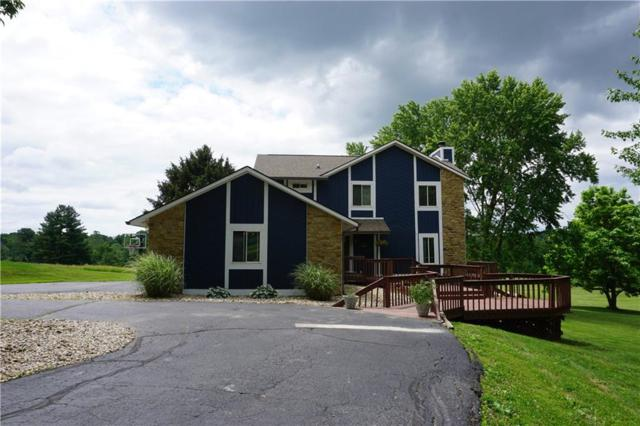 1809 E Durham Drive, Martinsville, IN 46151 (MLS #21647241) :: Mike Price Realty Team - RE/MAX Centerstone