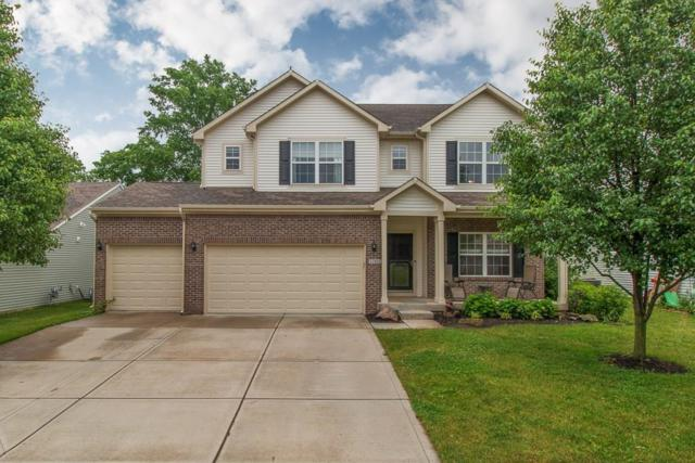 13841 Black Canyon Court, Fishers, IN 46038 (MLS #21647247) :: AR/haus Group Realty
