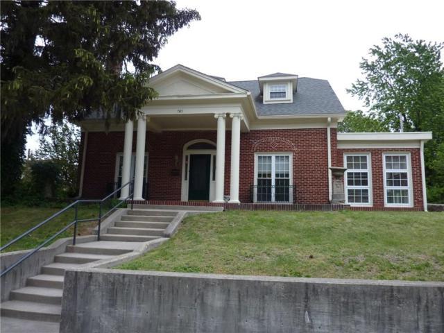 101 S Locust Street, Greencastle, IN 46135 (MLS #21647257) :: HergGroup Indianapolis