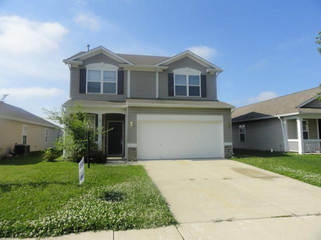 649 Rocky Meadows Drive, Greenwood, IN 46143 (MLS #21647260) :: FC Tucker Company