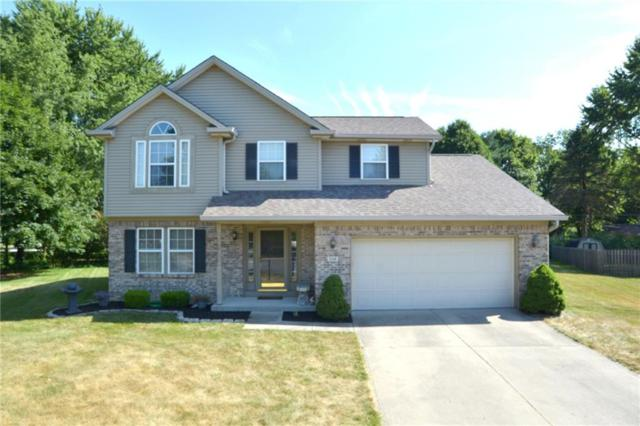 334 Whispering Willow Court Court, Noblesville, IN 46060 (MLS #21647263) :: The Evelo Team