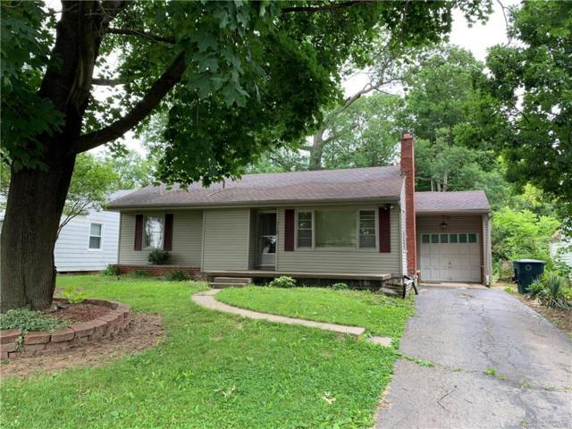 318 S Schroeder Road, Muncie, IN 47304 (MLS #21647269) :: The ORR Home Selling Team