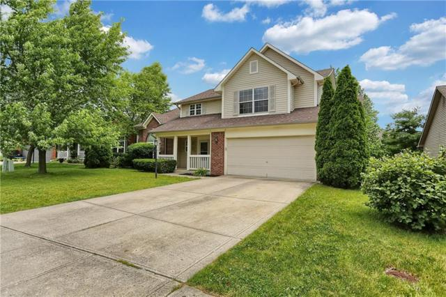 13029 Teesdale Court, Fishers, IN 46038 (MLS #21647280) :: Mike Price Realty Team - RE/MAX Centerstone