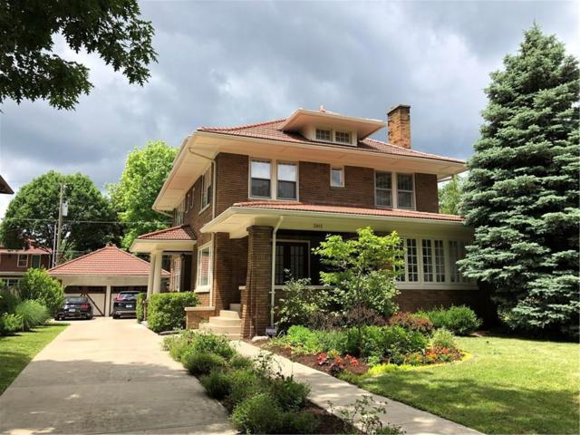 3912 N Washington Boulevard, Indianapolis, IN 46205 (MLS #21647297) :: AR/haus Group Realty