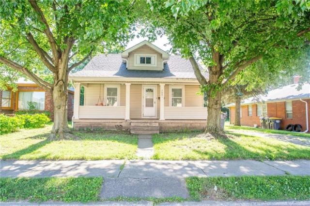 706 Chestnut Street, Anderson, IN 46012 (MLS #21647316) :: Mike Price Realty Team - RE/MAX Centerstone
