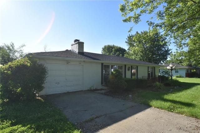 146 S Clearview Drive, New Castle, IN 47362 (MLS #21647322) :: HergGroup Indianapolis