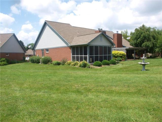 286 Golf Court, Greenwood, IN 46143 (MLS #21647326) :: AR/haus Group Realty