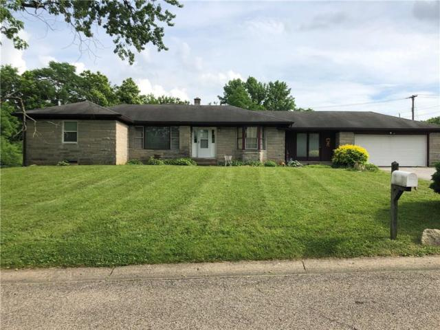 6205 Gregory Drive, Indianapolis, IN 46241 (MLS #21647353) :: FC Tucker Company