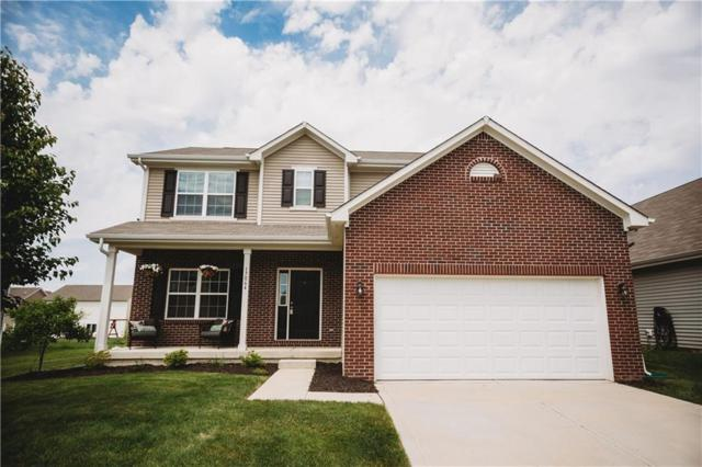 17064 S Burntwood Way, Westfield, IN 46074 (MLS #21647355) :: David Brenton's Team