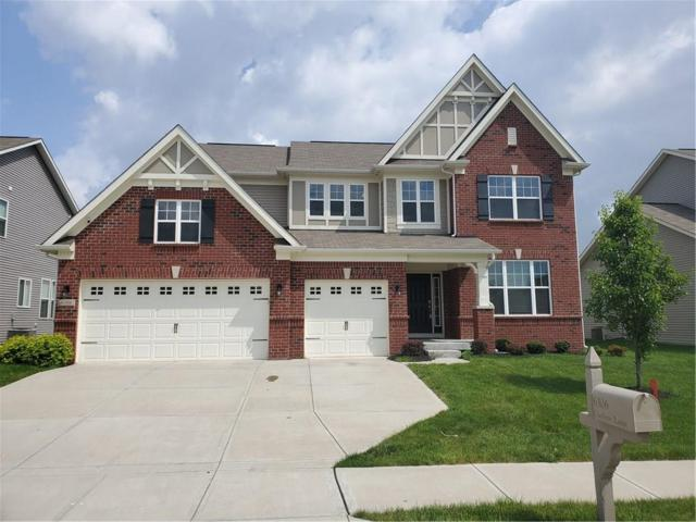 6306 Curlew Lane, Zionsville, IN 46077 (MLS #21647359) :: The Indy Property Source
