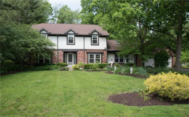 660 Morningside Court, Zionsville, IN 46077 (MLS #21647373) :: FC Tucker Company