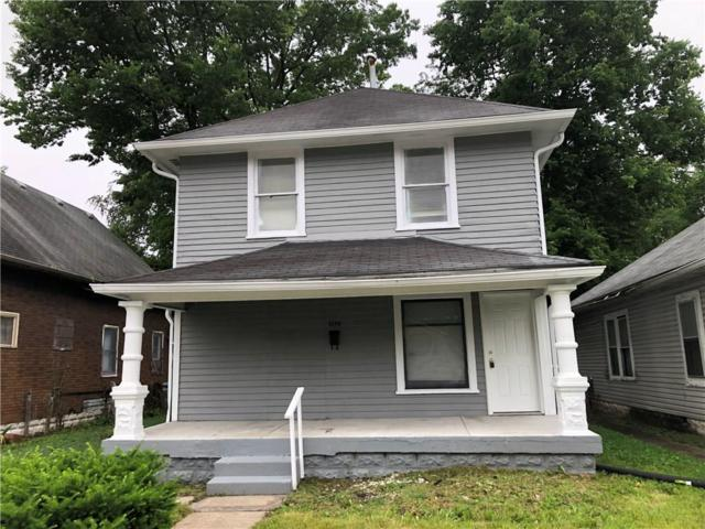 1154 King Avenue, Indianapolis, IN 46222 (MLS #21647376) :: Mike Price Realty Team - RE/MAX Centerstone