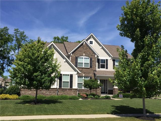 6396 Blackstone Drive, Zionsville, IN 46077 (MLS #21647390) :: FC Tucker Company