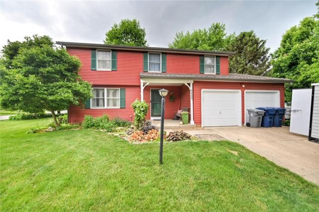 5304 Underwood Court, Carmel, IN 46033 (MLS #21647401) :: David Brenton's Team