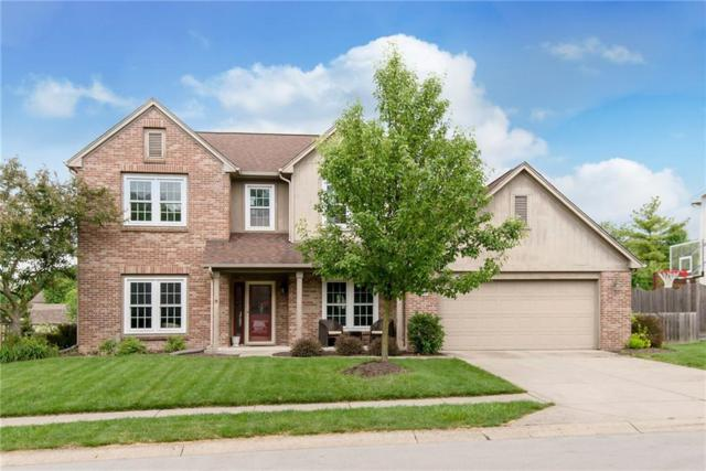 10746 Thistle Ridge, Fishers, IN 46038 (MLS #21647414) :: AR/haus Group Realty