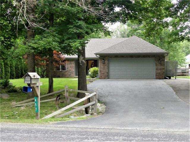 457 Mill Springs, Coatesville, IN 46121 (MLS #21647416) :: FC Tucker Company