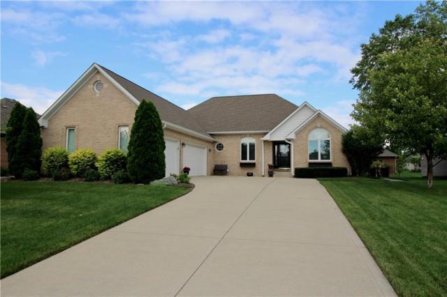 2807 S Bloomsbury Drive, Greenwood, IN 46143 (MLS #21647454) :: Heard Real Estate Team | eXp Realty, LLC