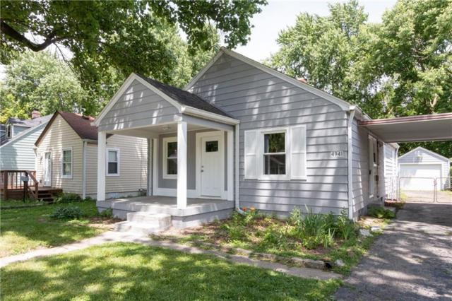 4941 N Ralston Avenue, Indianapolis, IN 46205 (MLS #21647462) :: AR/haus Group Realty