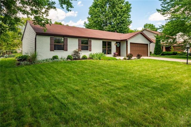 618 Sunblest Blvd S, Fishers, IN 46038 (MLS #21647472) :: Mike Price Realty Team - RE/MAX Centerstone