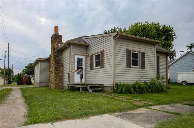 260 N Lincoln Street, Martinsville, IN 46151 (MLS #21647479) :: Mike Price Realty Team - RE/MAX Centerstone