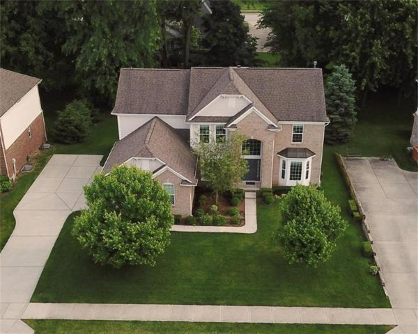 5973 Osage Drive, Carmel, IN 46033 (MLS #21647493) :: AR/haus Group Realty