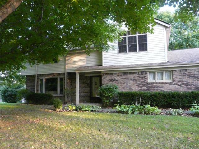 20035 Wagon Trail Drive, Noblesville, IN 46060 (MLS #21647495) :: The Evelo Team