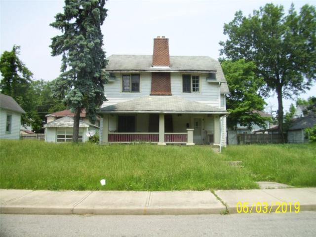 910 W 9TH Street, Anderson, IN 46016 (MLS #21647518) :: Richwine Elite Group