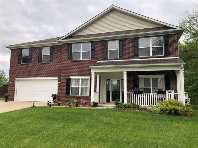 6245 W Parker Lane, New Palestine, IN 46163 (MLS #21647520) :: The Indy Property Source