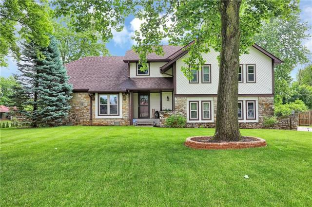 12118 Valley Brook Court, Indianapolis, IN 46229 (MLS #21647533) :: HergGroup Indianapolis