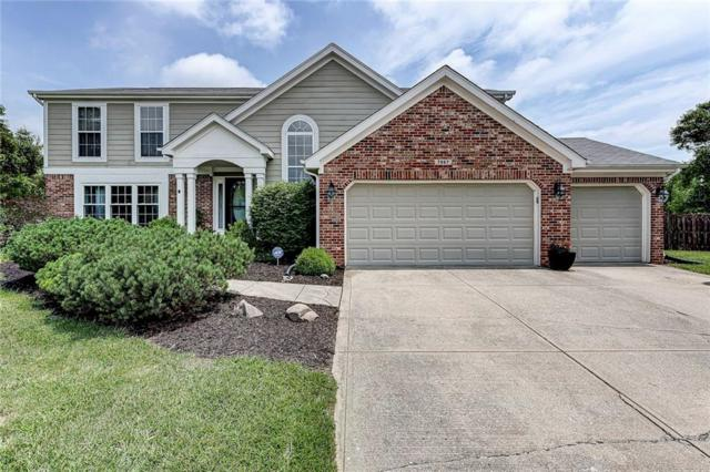 7967 Echo Ridge Court, Indianapolis, IN 46236 (MLS #21647535) :: Mike Price Realty Team - RE/MAX Centerstone