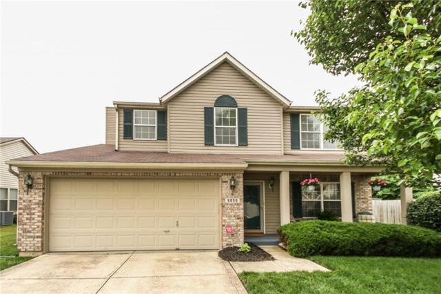 6050 Honeywell Drive, Indianapolis, IN 46236 (MLS #21647540) :: The Evelo Team