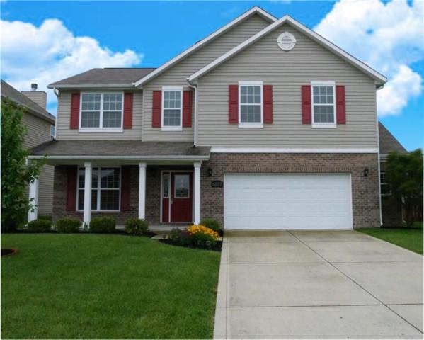 5877 Belvista Drive, Plainfield, IN 46168 (MLS #21647542) :: HergGroup Indianapolis