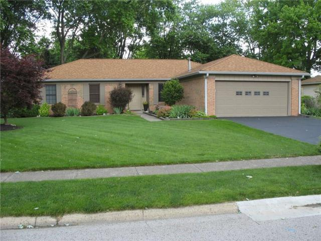 606 Nelson Drive, Brownsburg, IN 46112 (MLS #21647551) :: The Evelo Team