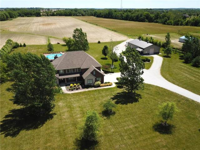 709 S Road 400 W, Bargersville, IN 46106 (MLS #21647559) :: HergGroup Indianapolis
