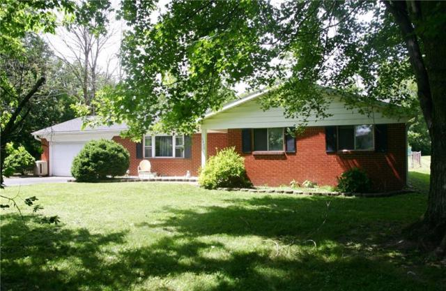 6438 W Heaton Drive, Knightstown, IN 46148 (MLS #21647560) :: HergGroup Indianapolis