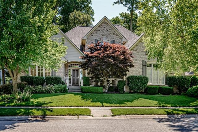 11871 Dubarry Drive, Carmel, IN 46033 (MLS #21647581) :: HergGroup Indianapolis