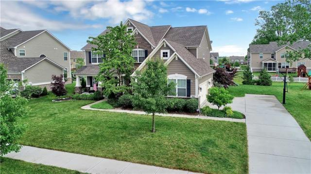 7472 Independence Drive, Zionsville, IN 46077 (MLS #21647585) :: The Indy Property Source