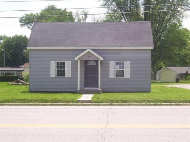 1576 E Us Highway 40 Highway, Brazil, IN 47834 (MLS #21647609) :: HergGroup Indianapolis