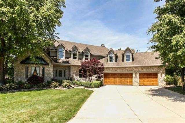 884 Wilderness Lane, Greenwood, IN 46142 (MLS #21647612) :: The Evelo Team