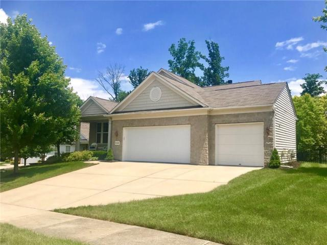 13133 Cresswell Place, Fishers, IN 46037 (MLS #21647639) :: Richwine Elite Group