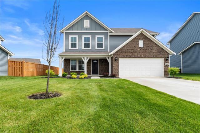 5444 N Woodside Court, Mccordsville, IN 46055 (MLS #21647643) :: Heard Real Estate Team | eXp Realty, LLC