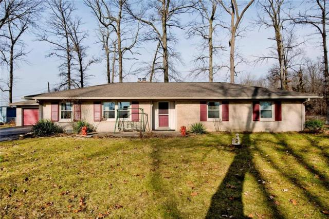 4788 W Oak Drive, New Palestine, IN 46163 (MLS #21647644) :: HergGroup Indianapolis